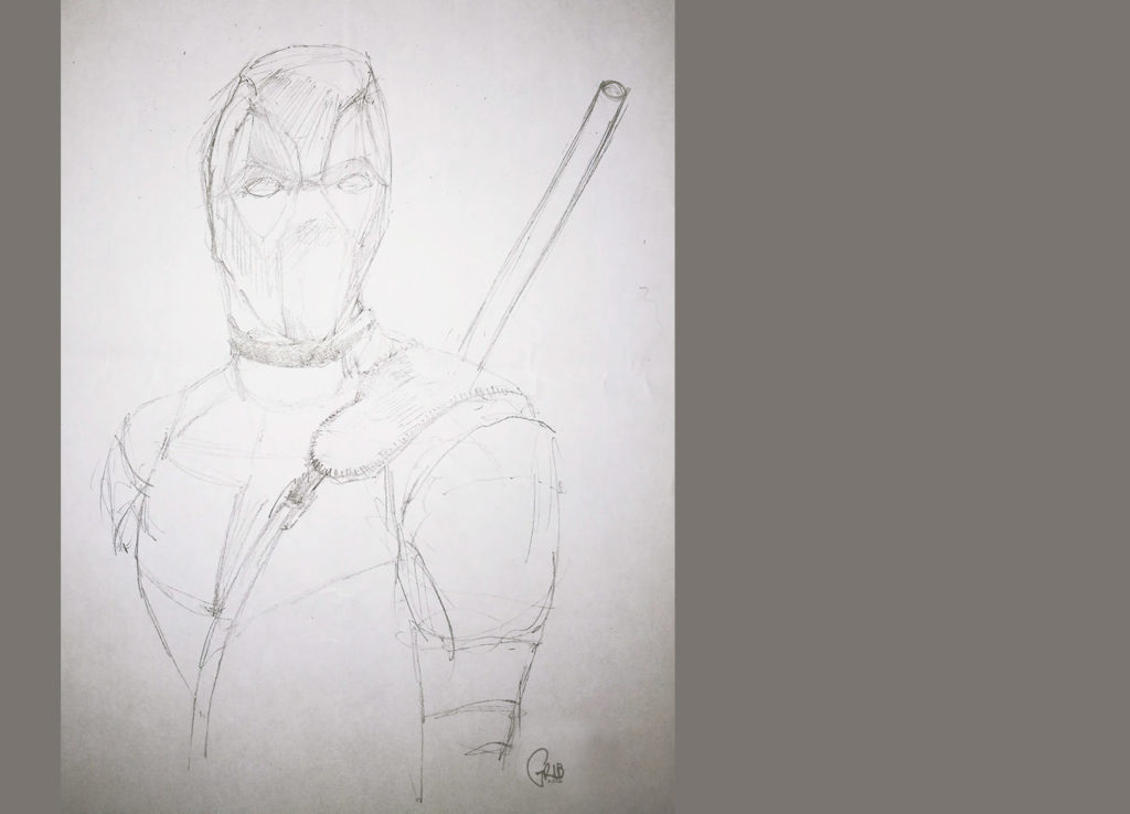 Grib Graphite Dead Pool